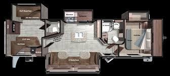 outstanding 2 bedroom rv floor plans trends with floors ideas mirror flooring travel trailer gallery large images