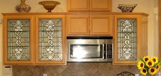 glass panels for kitchen cabinets extraordinary glass panel kitchen cabinet doors w frosted glass panels for