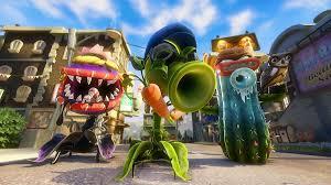 plants vs zombies garden warfare 2 co op review