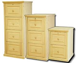 Unfinished Wood File Cabinets Furniture Ideas