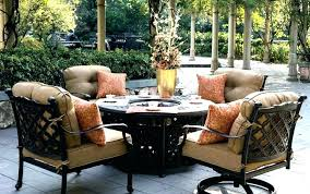 fire pit chair ideas patio sets outdoor chairs table set f