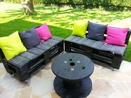 Garden furniture from pallets Outdoor Pinterest Top 104 Unique Diy Pallet Sofa Ideas