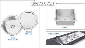 Nirali Sinks Indias No1 Kitchen Sinks