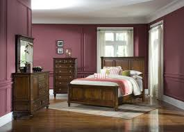 dark wood furniture decorating. cherry bedroom furniture wooden floor purple wall decoration dark wood decorating a