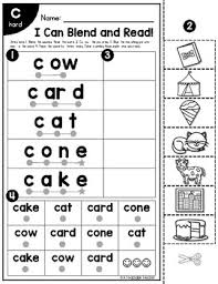 For every level, there are 12 phonics worksheets covering each skill that phonics hero teaches. Soft C And G And Hard C And G Worksheets Blend And Read Words With Soft Hard C