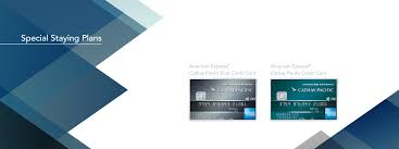 special promotion for american express cathay pacific credit card holder