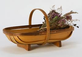 10 easy pieces trugs and harvest baskets