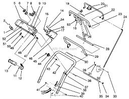 Toro proline sn parts diagrams