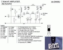 linear amplifier schematic schema wiring diagram diy project schaltbild shema