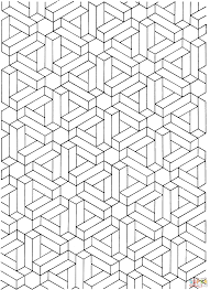 Small Picture Trend Optical Illusion Coloring Pages 78 For Your Coloring Pages