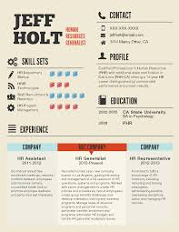 Infographic Resume Template Professionally Designed Infographic