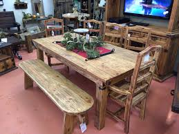 image rustic mexican furniture. Image Of: Rustic Mexican Pine Furniture Table E