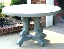 weathered grey kitchen table distressed grey dining table small grey kitchen table milk painted round dining