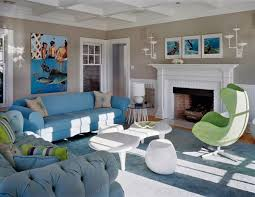 modern beach furniture. I Fell In Love With This Modern Beach Theme Living Room As Soon Laid Eyes On It. The Neutral Sand Colored Walls Complement Ocean Blue Space Very Furniture O