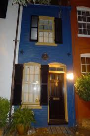american colonial homes brandon inge: narrowest house in america alexandria va