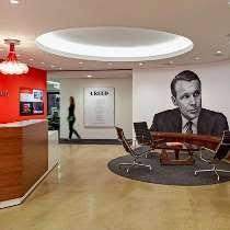 group ogilvy office paris. Ogilvy Public Relations Photo Of: Reception Group Office Paris
