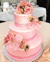 Glamorous Quinceanera Cakes With Flowers Quinceanera
