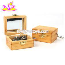 Diy wooden music box play a multitude of tunes and are available in a huge variety of styles and brands from trusted sellers. China Customize Diy Wooden Music Box Set With Hand Crank W07b071 China Music Box Set And Music Toys Price