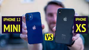 iPhone 12 Mini vs iPhone Xs - Vergleich der kompakten Smartphones (deutsch)  - YouTube