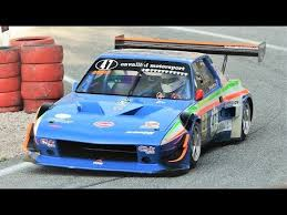 Crazy Onboard FIAT X1/9 Alfa Romeo || 320Hp/670Kg Monster ...