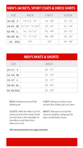 Dkny Size Chart Women S Dkny Size Chart Buurtsite Net