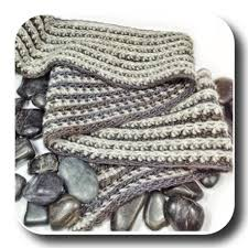 Free Mens Crochet Scarf Pattern Amazing Men's Reversible Ribbed Crochet Scarf Expression Fiber Arts A
