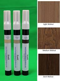 furniture touch up markers. furniture touch up markers system - 3 markers. image 1