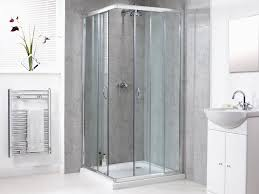 Bathroom Design Corner Shower Enclosure Ideas With Custom Shower