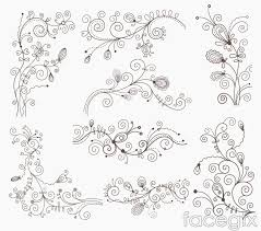 facegfx vector black decorative pattern design vector black decorative pattern design vector free download on android design templates psd