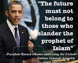 Image result for obama sharia
