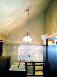light fixtures for angled ceilings wonderful vaulted ceiling best of pendant lights sloped or home ideas