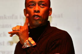 Professor Griff Lectures on Malcolm X | UKNow