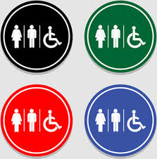 Toilet Free Vector Download 40 Free Vector For Commercial Use New Bathroom Sign Vector Style