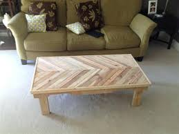 coffee tables made out of pallets chevron style coffee table made from old pallets with tables coffee tables made out of pallets