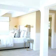 white beadboard bedroom furniture. Exellent Furniture Beadboard Bed In Bedroom Light Gray Linen With Gold Sconces White  Furniture  For White Beadboard Bedroom Furniture