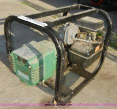 coleman powermate electric generator item d9737 sold! se Coleman Powermate 2250 Watt Generator Wiring Diagram d9737 image for item d9737 coleman powermate electric generator Coleman Powermate 2250 Manual