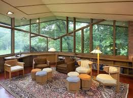 frank lloyd wright interior design furniture space optimized a dreamy frank wright home is up on frank lloyd wright