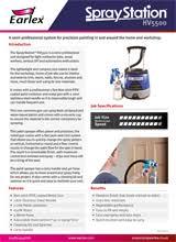 Earlex Hvlp Spraystation Hv5500