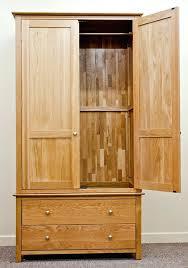 Wardrobes Solid Wood Wardrobe Doors Solid Oak Wardrobes Ebay