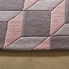 geometric rug geo06