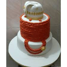Pictures Of Nigerian Traditional Wedding Cakes