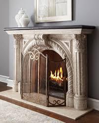 Yosemite  Traditional Wood  Fireplace Mantel Surrounds Fireplace Mantel