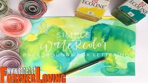 Calligraphy Backgrounds Download Simple Watercolor Backgrounds For Hand Lettering