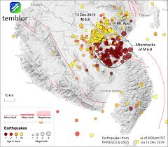 Earthquakes today brings you the world's recent and latest earthquakes. Four Large Quakes In Two Months Jolt Southern Philippines Temblor Net