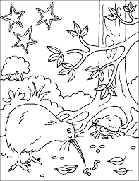 Small Picture Colouring Pictures Brook Waimarama Sanctuary