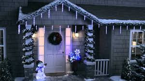 Christmas Motion Icicle Lights Philips Led Color Changing Icicle Light Set