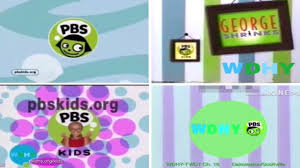 pbs kids program break 2005 wdhy