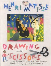 Download Henri Matisse Drawing With Scissors By Jane Oconnor PDF file read