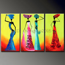 modern abstract huge oil painting canvas art