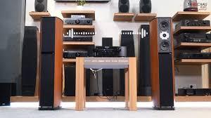 Bảo Châu elec Hải Phòng - Dàn nghe nhạc Hi-Fi kết hợp Loa Jamo D590 với  Amply Marantz PM8006: Âm thanh đỉnh cao